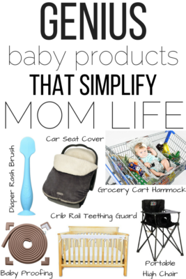 Problem Solving Baby Products